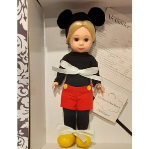 Madame Alexander Other - Madame Alexander Mickey and Minnie Mouse Doll Set
